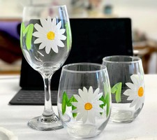 Wine Glass Painting 05/03/17