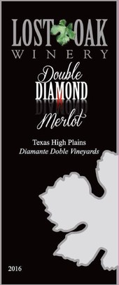 Merlot Double Diamond 2016 Image